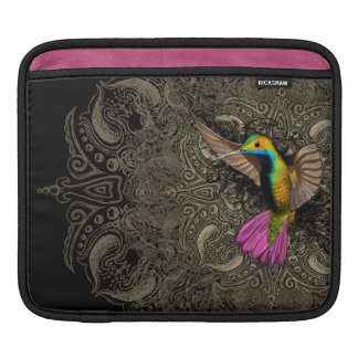 Hummingbird in Flight iPad Sleeve