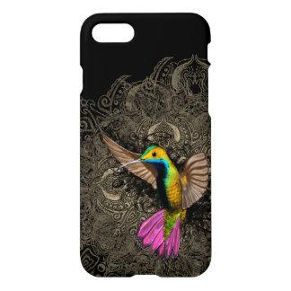 Hummingbird in Flight iPhone 8/7 Case
