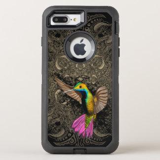 Hummingbird in Flight OtterBox Defender iPhone 8 Plus/7 Plus Case