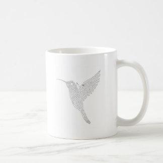 Hummingbird Jamming Out Coffee Mug