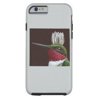 Hummingbird king iPhone 6 tough case