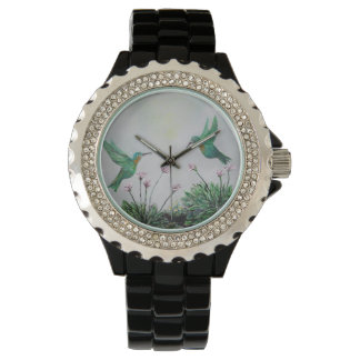 Hummingbird Love Watch