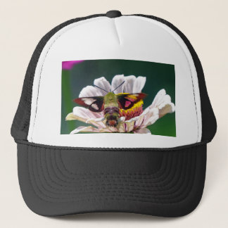 Hummingbird Moth Trucker Hat