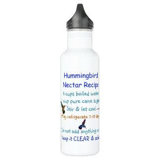 Hummingbird Nectar Bottle