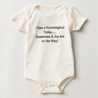 Hummingbird Organic Infant Creeper