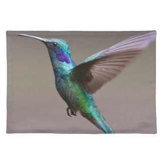 Hummingbird Placemat