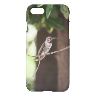Hummingbird Rest Place in Tucson, AZ iPhone 7 Case