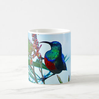 Hummingbird ruby throated mugs