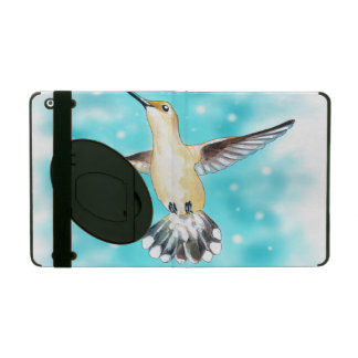 Hummingbird Sky iPad Cover