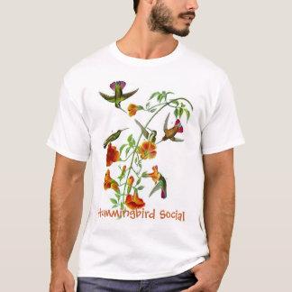 Hummingbird Social T-Shirt