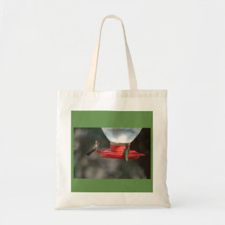 Hummingbird tote