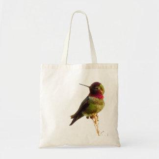 """""""Hummingbird"""" Tote Bag"""