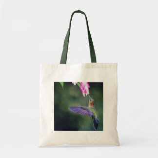 Hummingbird Tote Bag