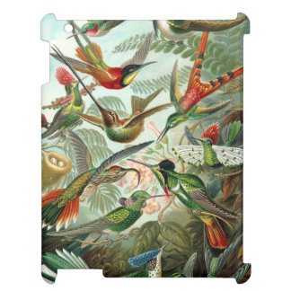 Hummingbird (Trochilidae) by Haeckel Case For The iPad 2 3 4