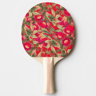 Hummingbird Trumpet Vine Flowers Floral Paddle