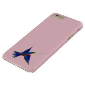 Hummingbirds Birdlover Designer Gift Barely There iPhone 6 Plus Case