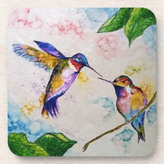 Hummingbirds Coaster