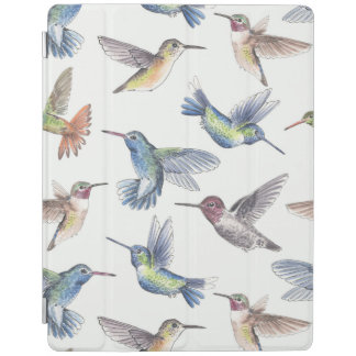 Hummingbirds iPad Cover