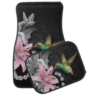 Hummingbird's Song Car Mat