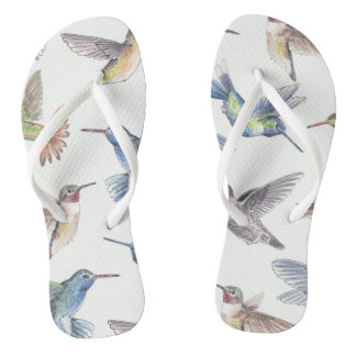 Hummingbirds Thongs