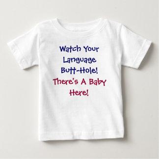 Humor Insult Baby T-Shirt