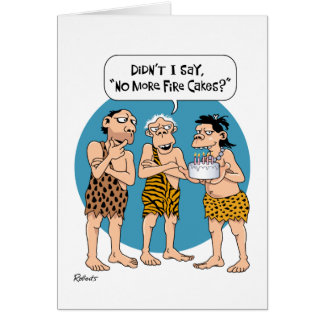 Humorous 72nd Birthday Card