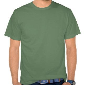 Humorous Curly-Coated Retriever Shirt