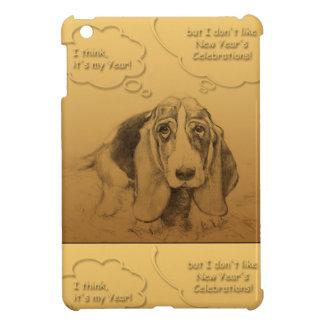 Humorous Dog Year 2018 Cover For The iPad Mini