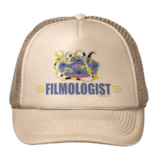 Humorous Film Cap