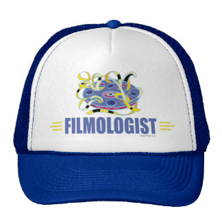 Humorous Film Trucker Hat