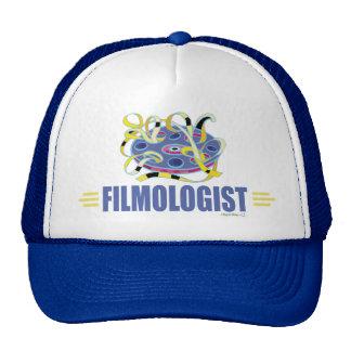 Humorous Film Mesh Hat