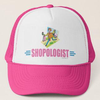 Humorous Shopping Trucker Hat