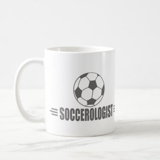 Humorous Soccer Coffee Mug