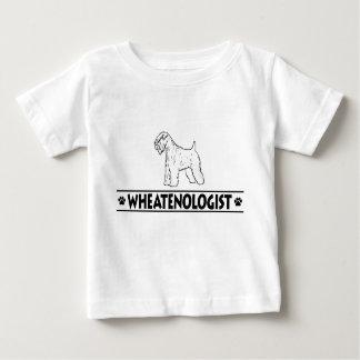 Humorous Soft Coated Wheaten Terrier Baby T-Shirt