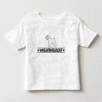 Humorous Soft Coated Wheaten Terrier Toddler T-Shirt