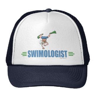Humorous Swimming Cap