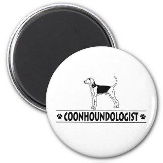 Humorous Treeing Walker Coonhound Magnet