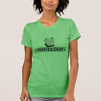 Humorous Yorkshire Terrier Tee Shirt