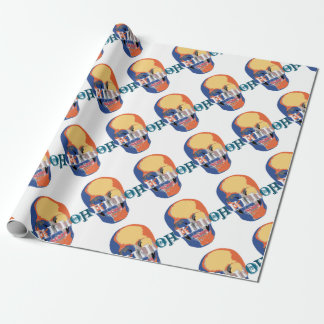 humour wrapping paper