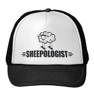Humourous Sheep Cap