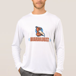 Humourous Snowboarding T Shirt