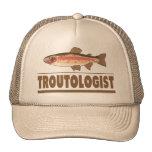 Humourous Trout Cap