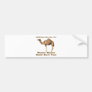 Hump Day Bumper Stickers