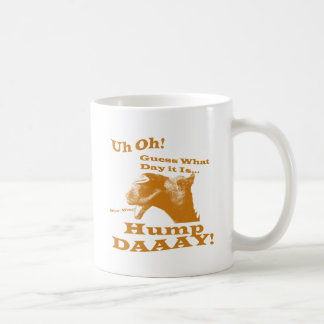 Hump Day Camel Mug