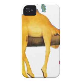 Hump Day Camel .. Overblown Case-Mate iPhone 4 Cases