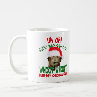 Hump Day Camel Santa Christmas 2013 Mug