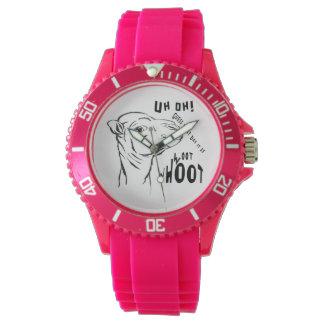 Hump Day Camel   Sketch Watch