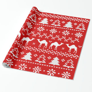 Hump Day Camel Ugly Christmas Sweater