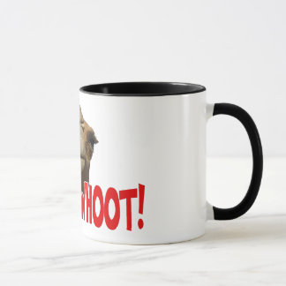 Hump Day Camel Whoot Whoot Coffee Mug