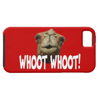 Hump Day Camel Whoot Whoot iPhone 5 Case
